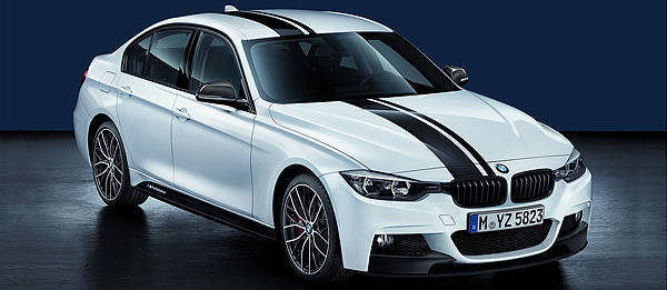 TopGear.com.ph Philippine Car News - BMW releases M Performance Parts for the 3-, 5-Series sedans