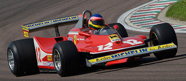 TopGear.com.ph Philippine Car News - Jacques Villeneuve drives his father's Formula 1 car