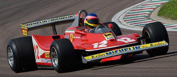 TopGear.com.ph Philippine Car News - Jacques Villeneuve drives his father's Formula 1 car