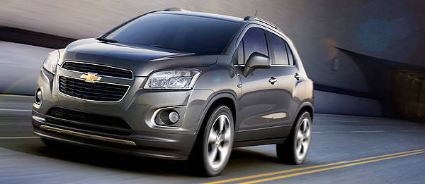 TopGear.com.ph Philippine Car News - Chevrolet to introduce new small SUV to its global lineup
