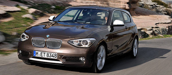 TopGear.com.ph Philippine Car News - BMW reveals three-door 1-Series models