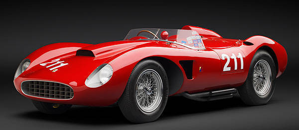 TopGear.com.ph Philippine Car News - One of only two Ferrari race cars auctioned off at P275M