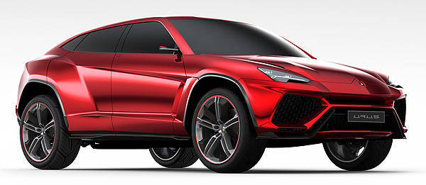 TopGear.com.ph Philippine Car News - Lamborghini's sales figures to double if its Urus SUV goes into production