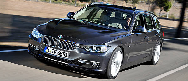 TopGear.com.ph Philippine Car News - BMW introduces 3-Series wagon