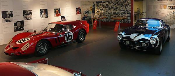 TopGear.com.ph Philippine Car News - Ferrari celebrates 250's 60th anniversary with unique display