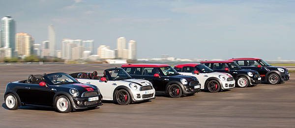TopGear.com.ph Philippine Car News - Mini introduces new-generation engine for its John Cooper Works models