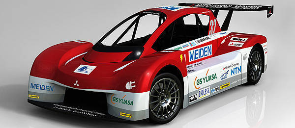 TopGear.com.ph Philippine Car News - Mitsubishi to compete in Pikes Peak with two electric vehicles