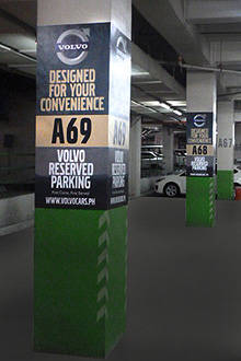TopGear.com.ph Philippine Car News - Volvo owners enjoy hassle-free parking at Eastwood Mall