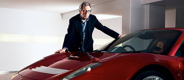 TopGear.com.ph Philippine Car News - Ferrari reveals one-off model commissioned by Eric Clapton