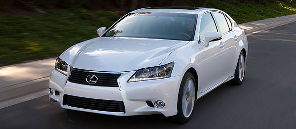 TopGear.com.ph Philippine Car News - Lexus Manila quietly brings in the GS 450h