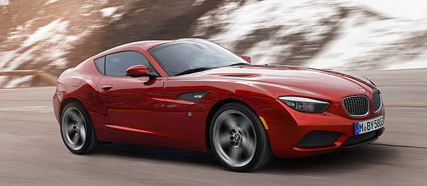 TopGear.com.ph Philippine Car News - BMW teams up with Zagato to create BMW Zagato Coupe