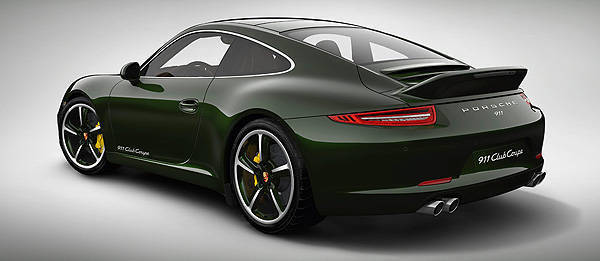 TopGear.com.ph Philippine Car News - Porsche celebrates 60th anniversary of its first clubs with limited-edition 911