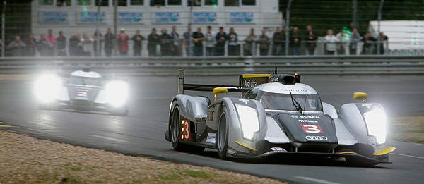 TopGear.com.ph Philippine Car News - Relive the 2011 Le Mans race through Audi's eyes in documentary