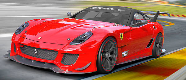 TopGear.com.ph Philippine Car News - Ferrari to auction off 599XX Evo, F1 items