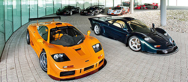 TopGear.com.ph Philippine Car News - McLaren celebrates 20 years of the legendary F1