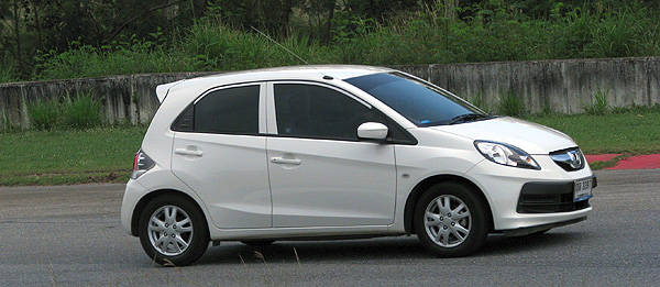 TopGear.com.ph Philippine Car News - Honda to create micro-MPV based on the Brio