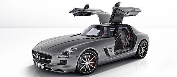TopGear.com.ph Philippine Car News - Mercedes-Benz updates SLS AMG