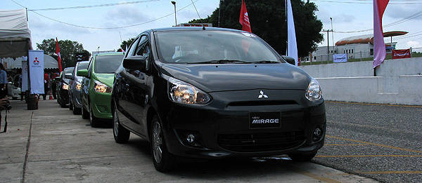 TopGear.com.ph Philippine Car News - Is a Mirage Evolution in the works for Mitsubishi?