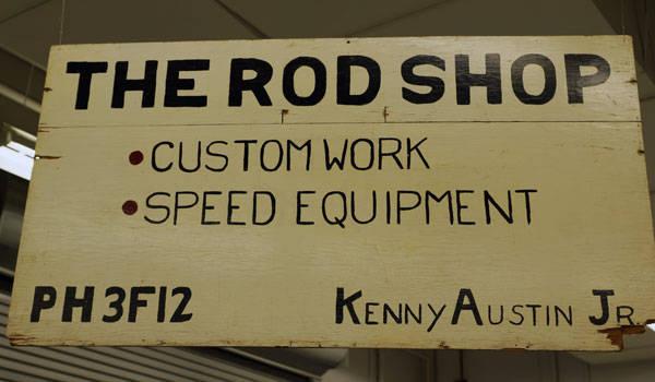 The Rod Shop