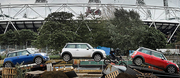 TopGear.com.ph Philippine Car News - Mini comes out with short film for 2012 London Olympics