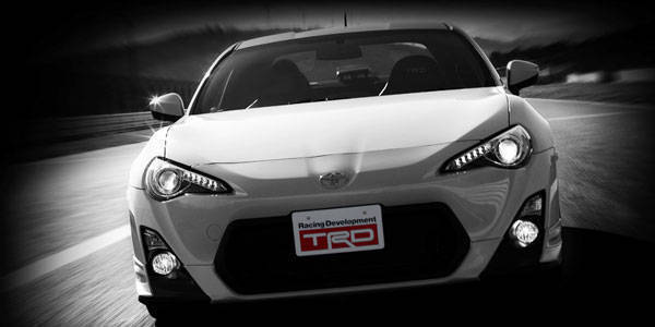 Toyota 86 TRD package