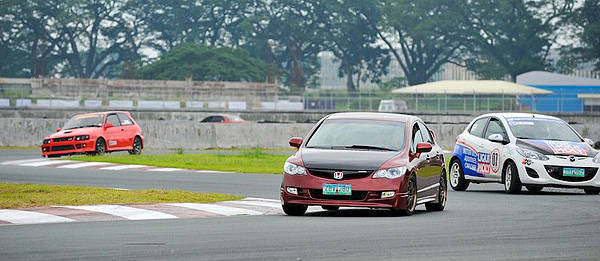 TopGear.com.ph Philippine Car News - Mid-season update of Circuit Showdown's 2012 standings