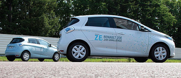 TopGear.com.ph Philippine Car News - Renault electric car sets world record for distance traveled in 24 hours