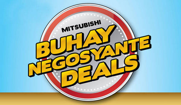 Mitsubishi Buhay Negosyante Deals