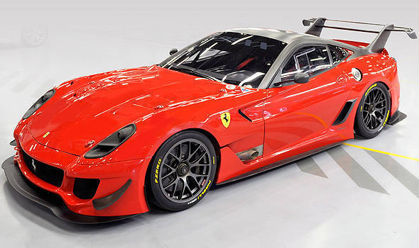 TopGear.com.ph Philippine Car News - Ferrari online auction raises over €1.8 million for families of earthquake victims