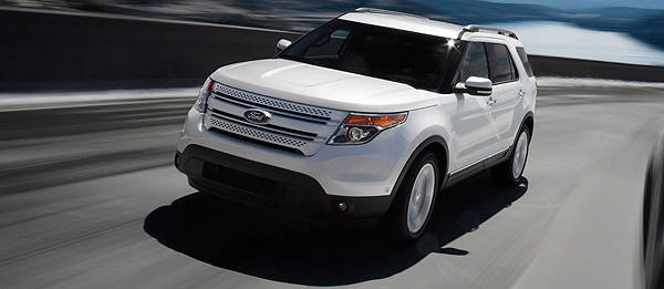 TopGear.com.ph Philippine Car News - Ford upgrades 3.5-liter Ford Explorer