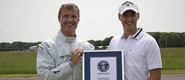 TopGear.com.ph Philippine Car News - Watch the video of Coulthard's Guinness world record run