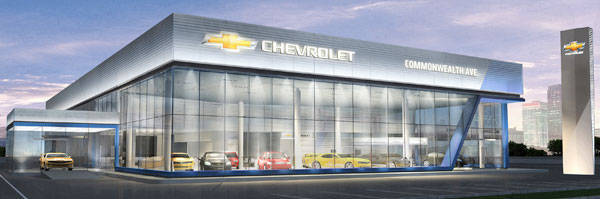Chevrolet Commonwealth Avenue