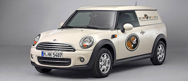 TopGear.com.ph Philippine Car News - Mini to put Clubvan concept into production