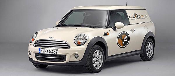 TopGear.com.ph Philippine Car News - Mini to put Clubvan concept into production