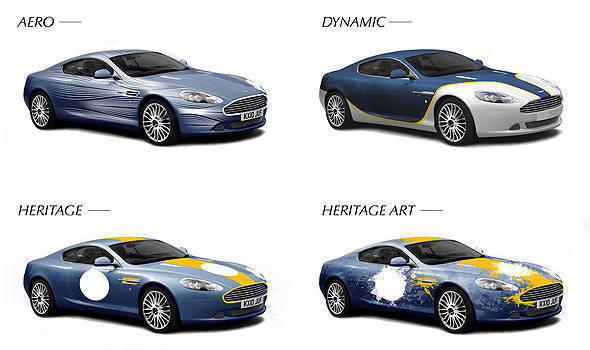 TopGear.com.ph Philippine Car News - Aston Martin celebrates 1M Facebook likes with commemorative DB9