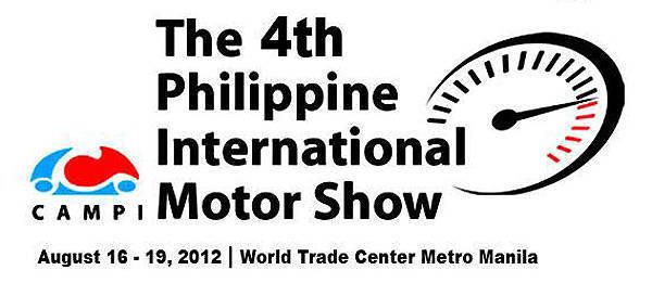 4th Philippine International Motor Show