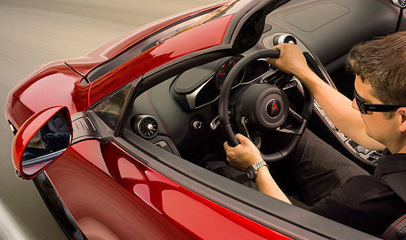 TopGear.com.ph Philippine Car News - McLaren MP4-12C goes topless