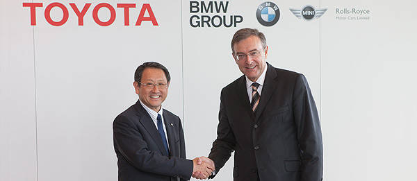 TopGear.com.ph Philippine Car News - BMW, Toyota to extend collaboration to new technologies, future sports cars