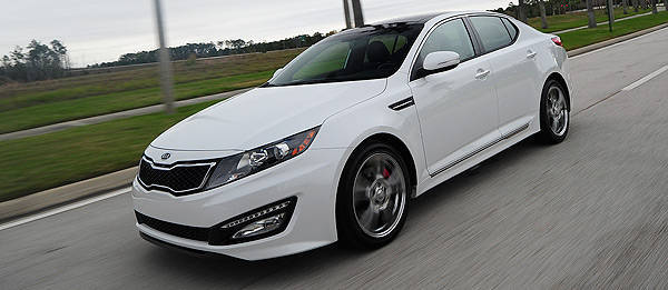 TopGear.com.ph Philippine Car News - PIMS 2012 teaser: The Kia Optima is coming