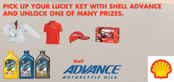 Shell Advance promo