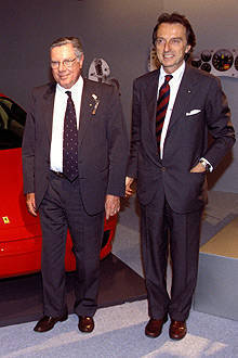 TopGear.com.ph Philippine Car News - Ferrari recalls its partnership with Sergio Pininfarina