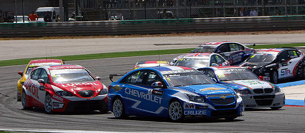 TopGear.com.ph Philippine Car News - Chevrolet to quit WTCC after 2012 season