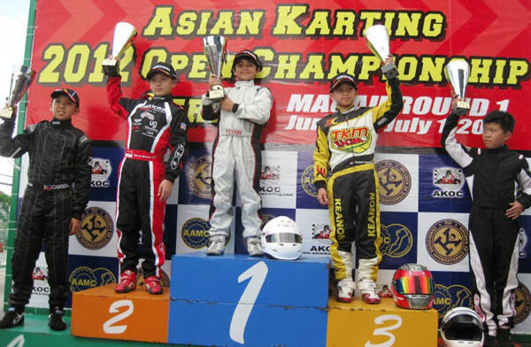 Asian Karting Open Championship