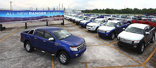 TopGear.com.ph Philippine Car News - The all-new Ford Ranger is finally here!