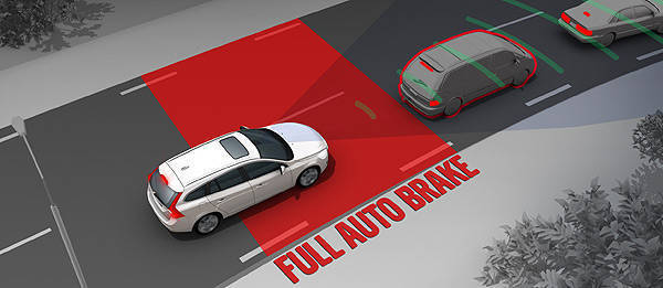 TopGear.com.ph Philippine Car News - Safety research project claims Volvo technology reduces accident risks by 42 percent