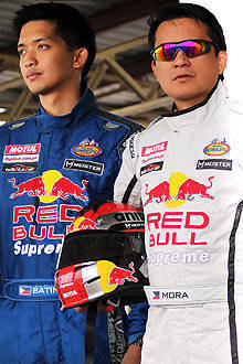 TopGear.com.ph Philippine Car News - Red Bull Supreme Racing kart team lead 2012 Philippine Superkarting Series