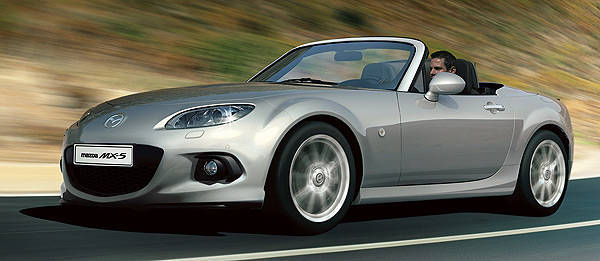 TopGear.com.ph Philippine Car News - Mazda updates the MX-5