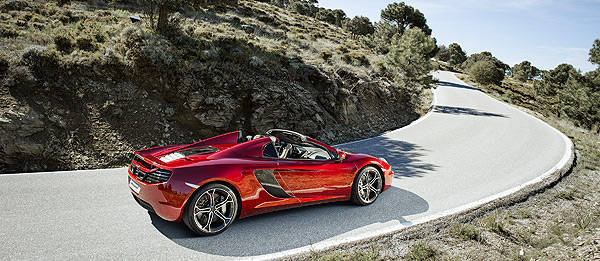 TopGear.com.ph Philippine Car News - McLaren shares official launch film of its 12C Spider