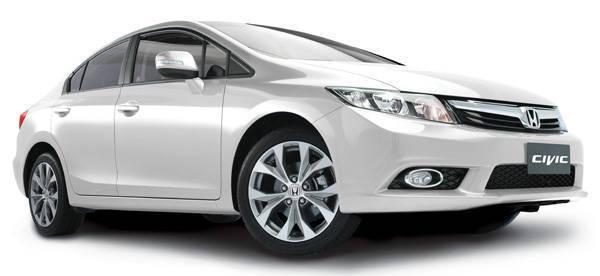 Honda Civic 2.0 EL