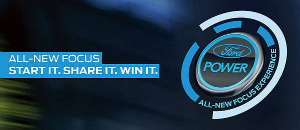 TopGear.com.ph Philippine Car News - Win an all-new Ford Focus with Ford PH's 'Start it. Share it. Win it' campaign